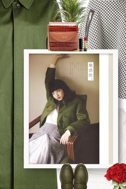 Incredibly Stylish Ways To Wear Green Coats