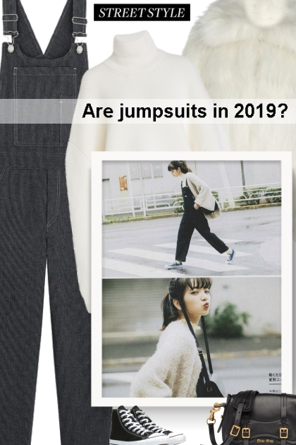 Are jumpsuits in 2019?