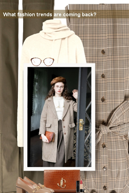 What fashion trends are coming back?