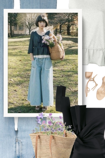 This 2019 Purse Trend Is The New Basket Bag