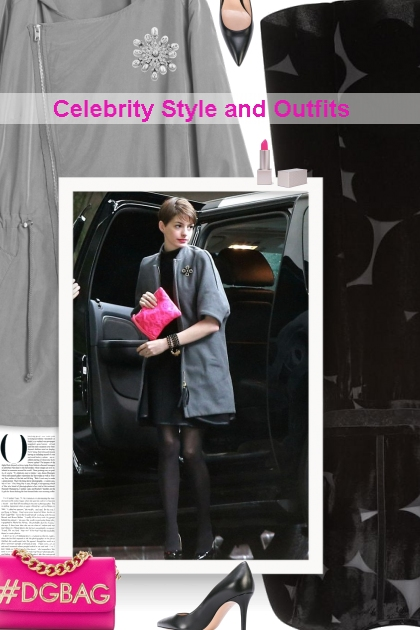 Celebrity Style and Outfits