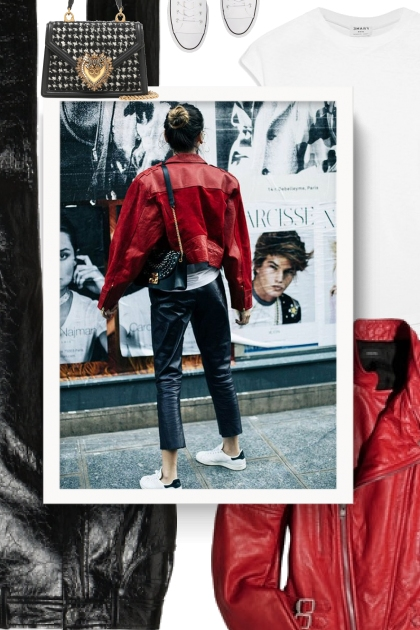 Autumn fashion trends for 2019 - leather