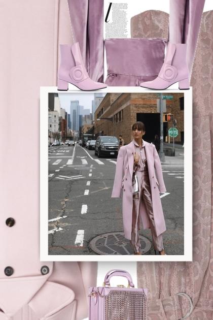 Light Purple Style