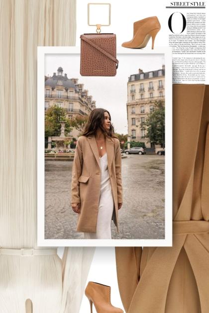 Fall 2019 - white dress