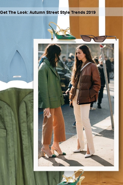 Get The Look: Autumn Street Style Trends
