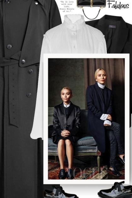 Vogue - black & white