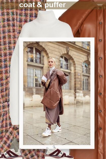 Fall 2019 - coat & puffer