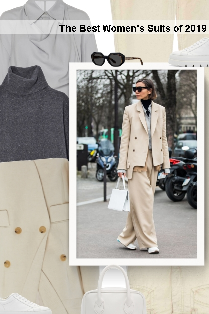 The Best Women's Suits of 2019