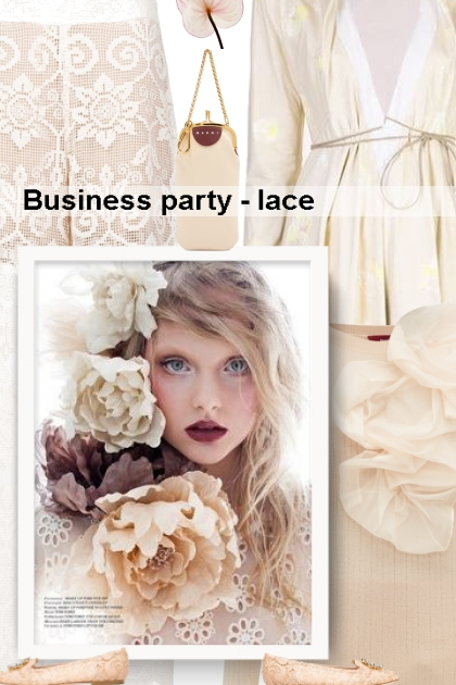 Business party - lace
