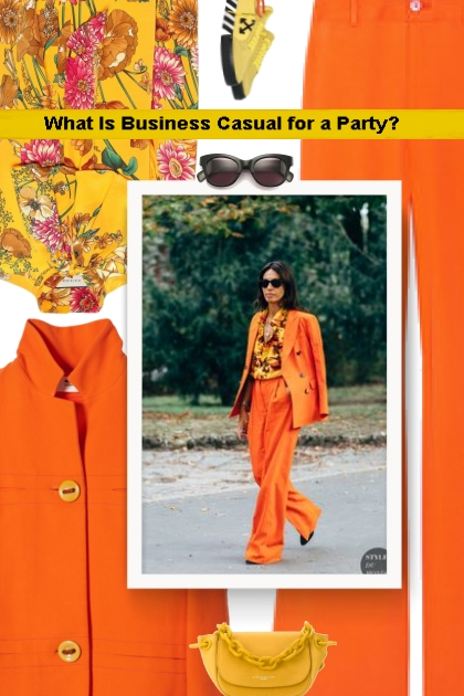 What Is Business Casual for a Party?