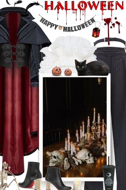 Halloween Party Supplies | Party City- Fashion set