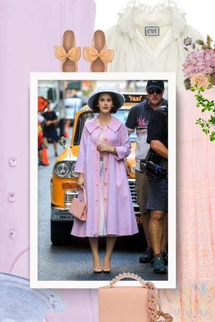Vintage style - Be pastel