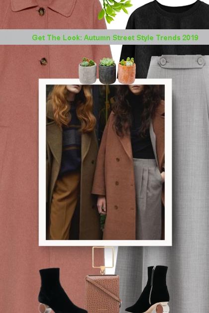 Autumn Street Style Trends 2019