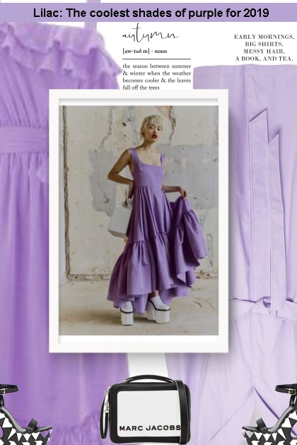 Lilac: The coolest shades of purple for 2019