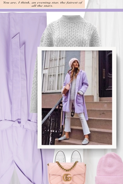 Pastel Colors in Fall and Winter