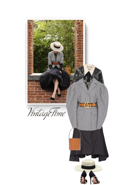 Fall 2019 - vintage time