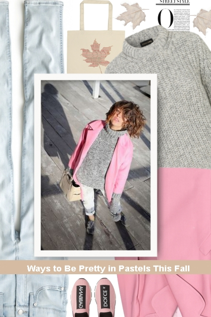 Ways to Be Pretty in Pastels This Fall - Fashion set