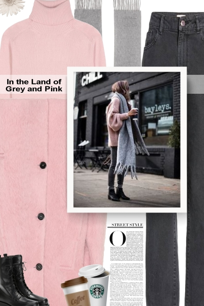 In the Land of Grey and Pink