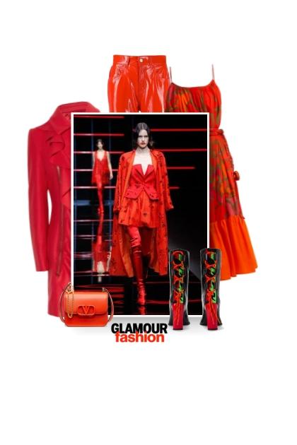 glamour fashion