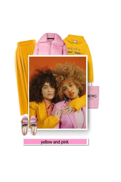 yellow and pink - fall 2019