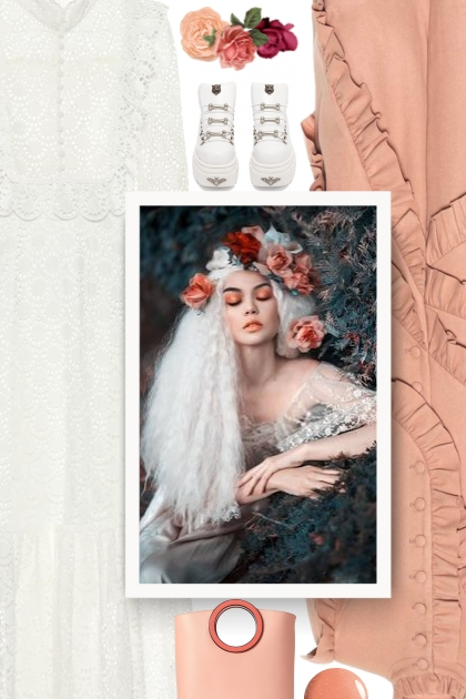 ZIMMERMANN Goldie cotton dress
