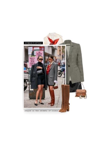 VERONICA BEARD grey jacket