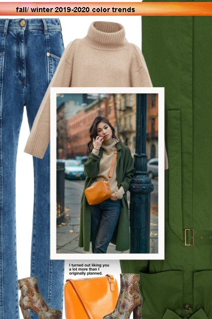 fall 2019-2020 color trends
