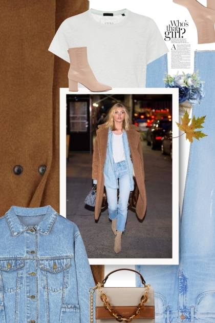*fall* in love with these denim styles