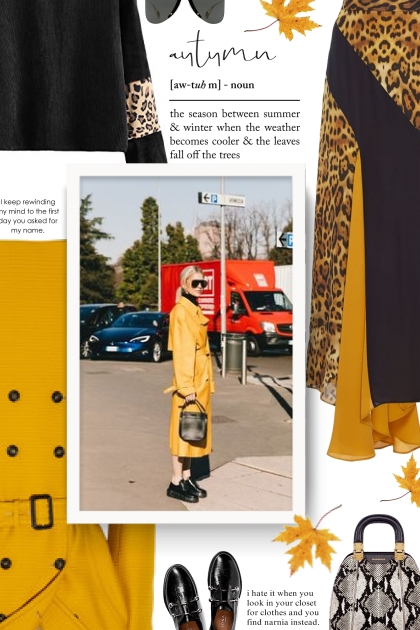 Animal Print Is Officially Fall's Biggest Pattern