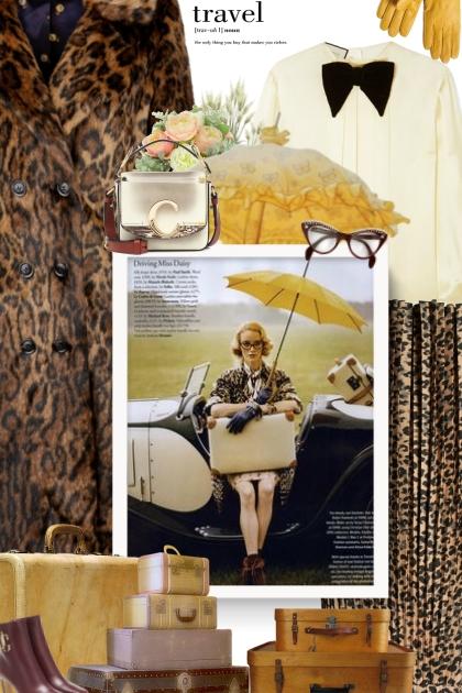 Travel - vintage style