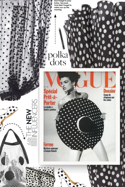 Polka-Dot Prints Are Making Waves on the Spring 20