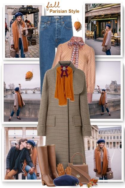 Fall - Parisian Style