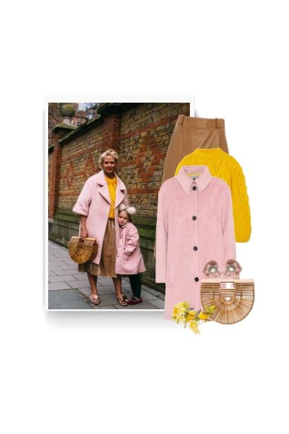 Ganni sweater- Модное сочетание