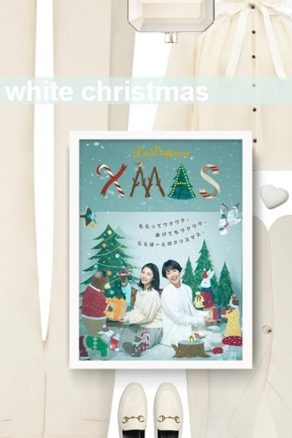 white christmas- 搭配