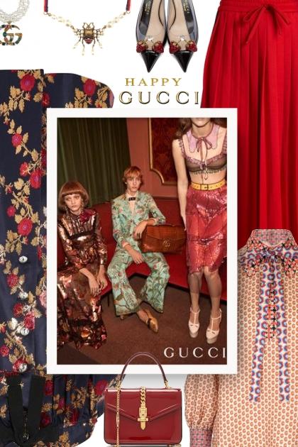 Happy Gucci