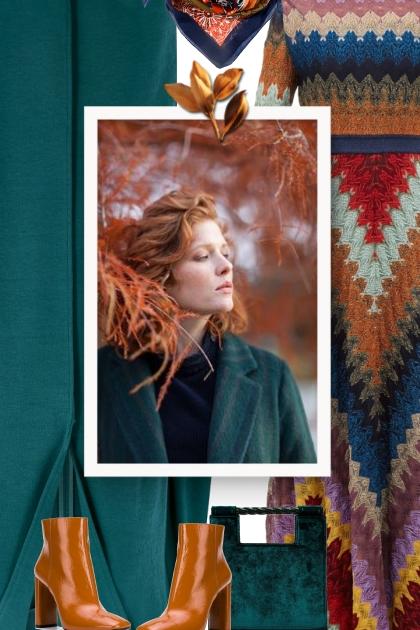 MISSONI Zigzag metallic-knit dress
