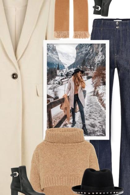 MAX MARA Cecina alpaca wool scarf
