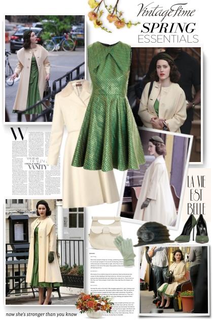 How to Bring Mrs. Maisel's Marvelous Style Sense i