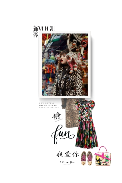 Dolce&Gabbana Handbag - Fashion set