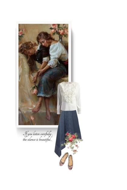 Romantic spring 2020