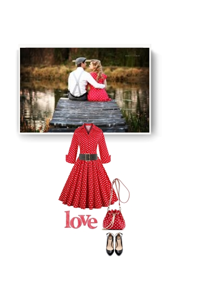 Retro Vintage Women Dresses 1950s Rockabilly Audr