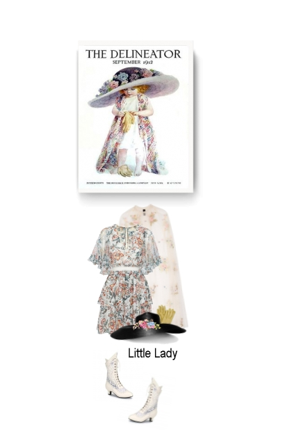 Little Lady- Fashion set