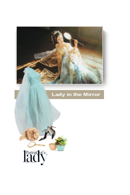 Lady in the Mirror- Fashion set
