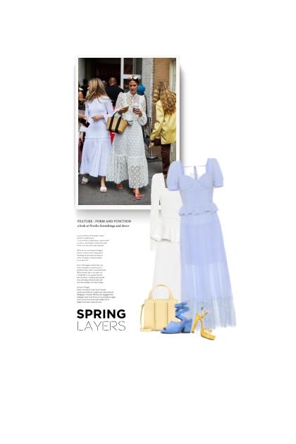 JOHANNA ORTIZ Crinkled midi dress