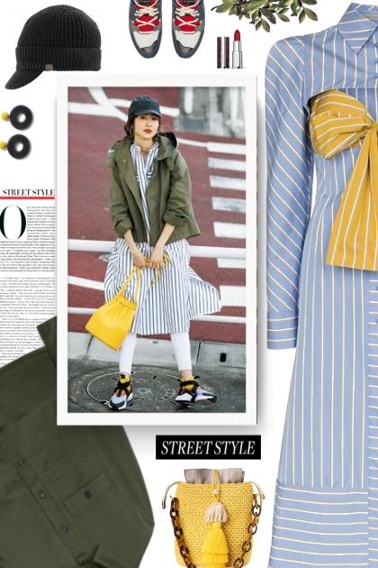 W. D - street style