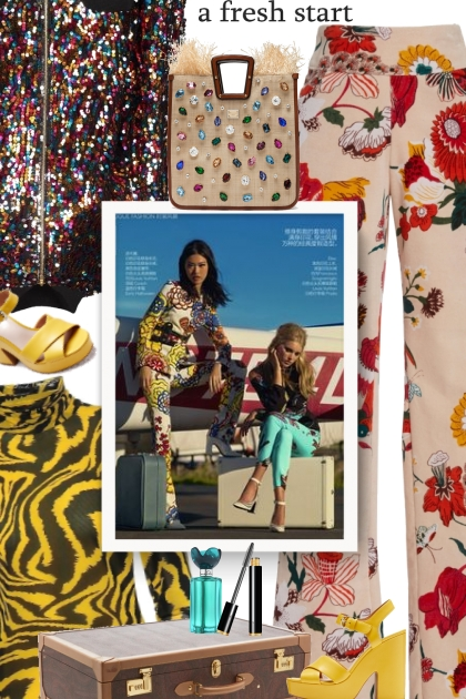 How to style prints this Spring