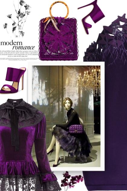 Ultra Violet - Fashion set