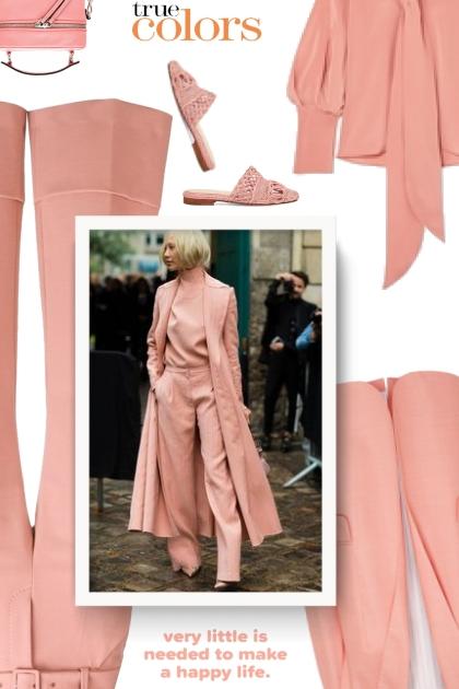 Peach Fashion Trend