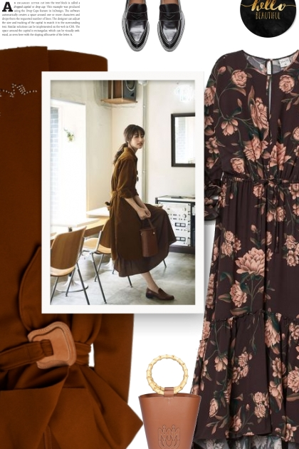 Shades of brown - spring