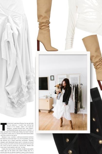 SaintLaurent Cotton Velvet Jacket
